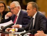 EU urges big powers to avert trade 'conflict and chaos'
