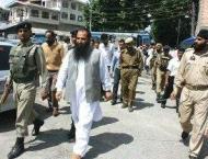 Masarrat sent back to Jammu after hearing in Srinagar