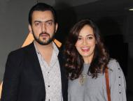 Dia Mirza wishes husband on birthday, calls herself a lucky girl