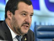 Italy's Salvini calls for Russia sanctions to be lifted by year e ..