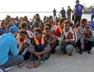 Children among eight migrants who suffocated in Libya truck
