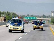 National Highways & Motorways Police IG stresses plan for behavio ..