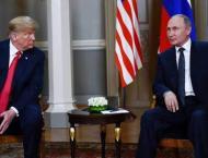 Putin says summit with Trump 'very successful'