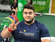 Chairman WAPDA congratulates weightlifter Nooh Dastgir