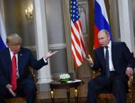 Trump, Putin tout reset in ties at summit