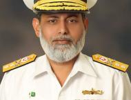 Commodore Adnan Khaliq Of Pakistan Navy Promoted To The Rank Of R ..