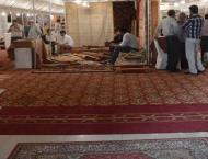 3-day Int'l Carpet Exhibition on Oct 17-19