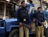 Police search operation continues to maintain law and order in Hy ..
