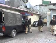 Kotli - AJK police rounded up 179 outlaws