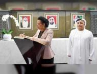 Al Tayer discusses cooperation with Thailand