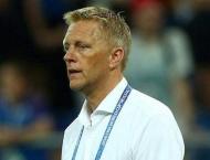 Iceland's World Cup coach Hallgrimsson steps down