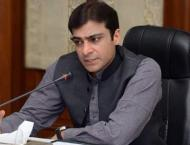 PML-N govt ended darkness from country: Hamza Shehbaz