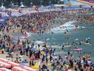 More foreigners seek to visit southeastern port city of Busan