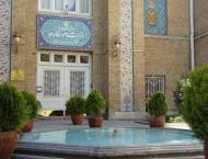 Iran' s new ambassadors in Helsinki, Dublin, Kiev named