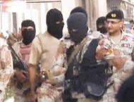 Two MQM-London operators arrested in Karachi