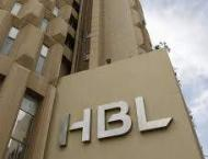 HBL hands over Rs. 5 million cheque  to VC MUET for scholarships ..