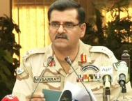 Anti Narcotics Force (ANF) Commanders conference held in Rawalpin ..
