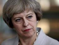British Prime Minister condoles over loss of lives in recent terr ..