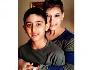 Sonali Bendre's 12-year-old son becomes her strength as she battl ..