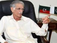 Pervaiz Khattak lambasts opposition for his character assassinati ..