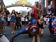 Scare Diego unleashes terror as Comic-Con kicks off