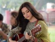Sana Javed shares first look from 'Romeo weds Heer'