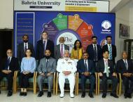 International Workshop at Bahria University on Maritime Education ..