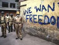 Ban on transmission of channels in IOK condemned