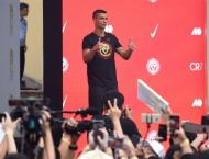 Cristiano Ronaldo re-ignites football frenzy in China after World ..