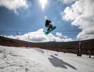 Africa's 'bucket list' ski resort dreams of Olympic racers