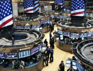 US stocks mixed as Trump again sharpens trade rhetoric