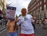 Trump backers seize on case of jailed UK far-right activist