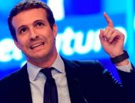 Spain's PP picks Casado to replace Rajoy as leader