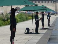 Morning low temperature hits record high amid sweltering weather