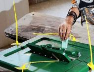 Prominent personalities cast vote in their constituencies