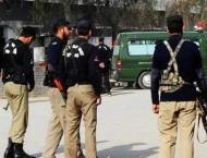 Police found dead body in Sibi
