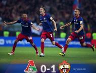 Football: Russian Super Cup result