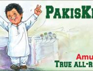 Amul India pays tribute to Pakistani all-rounder and PM-to-be Imr ..