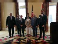 UAE Consul General in New York leads successful trade mission to  ..
