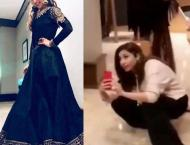 Friendship goals: Mahira takes Hareem's picture at Hum Awards