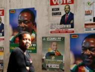 Zimbabwe rivals both say on course for election victory