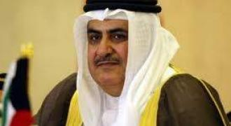 وزير الخارجية البحريني يبحث مع بومبيو تطورات الاوضاع في ..