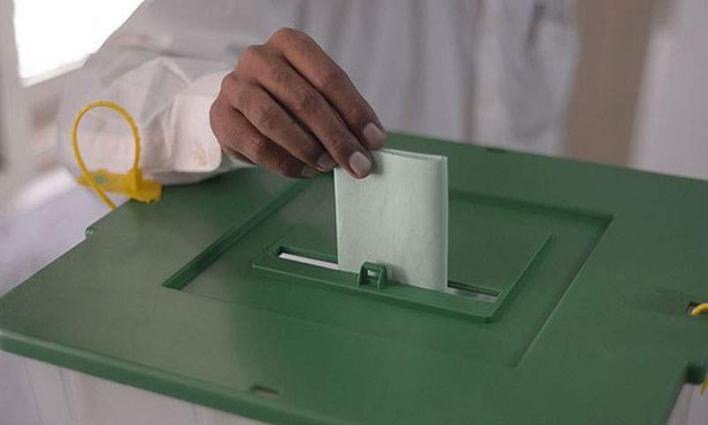 Above 340,000 to exercise right of franchise in Kurram