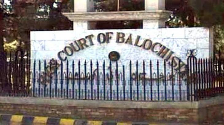 Balochistan High Court heard 33 appeals against appellate tribunal