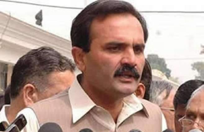ANP to develop tribal districts after comes into power: Ameer Haider Hoti