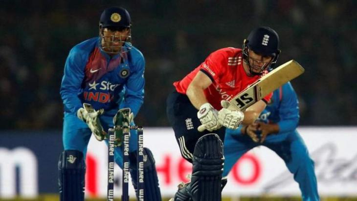Cricket: England V India First T20 Scoreboard - UrduPoint
