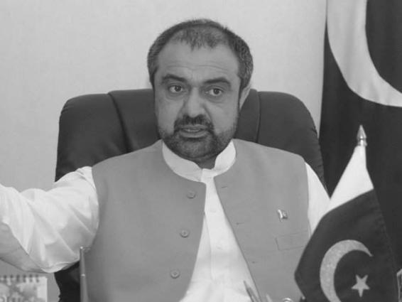 Ex-KP Governor Engr Shaukatullah Khan challenged by political rivals in Bajaur tribal district