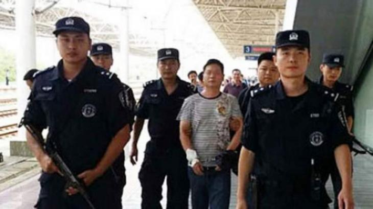 China police smash over 100 football betting rings during World Cup