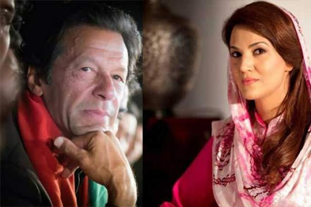 Reham Khan found cocaine packets from Imran Khan's pockets, claims in book
