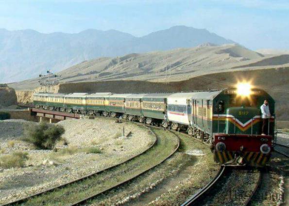 Pakistan, China discuss progress on railways project under China Pakistan Economic Corridor (CPEC)